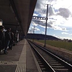 Bahnhof-Bonstetten