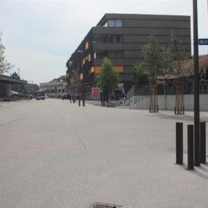 Busbahnhof Rotkreuz